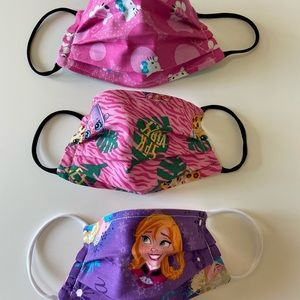 New Handmade Kids face mask